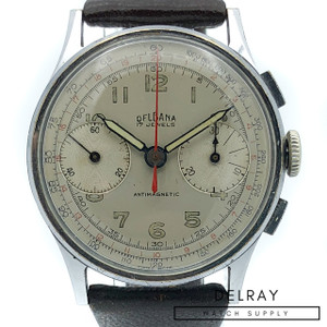 Vintage Delbana Chronograph