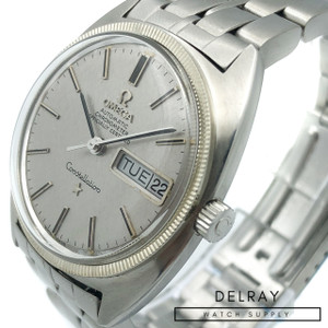 Vintage Omega Constellation 1967 Linen Dial *New Old Stock* *ON HOLD*