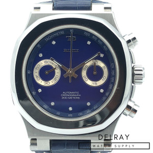 TB Buti Yanick Chronograph Blue Dial *LIMITED EDITION* *ON SPECIAL*