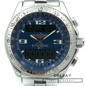 Breitling B-1 Blue Dial *PRICE DROP* *ON SPECIAL*