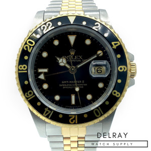 Rolex GMT Master II 16713 Two-Tone *PRICE DROP*
