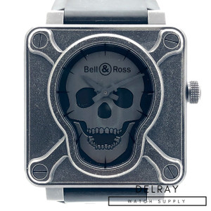 "Bell & Ross BR-01-92 ""Skull"""