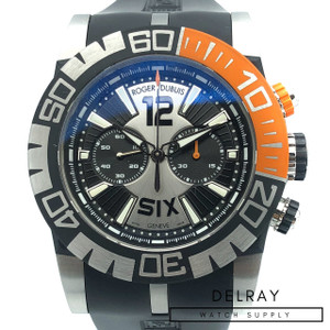 Roger Dubuis Easy Diver Chronograph *PRICE DROP*