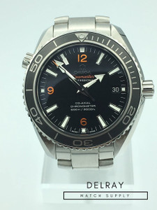 Omega Seamaster Planet Ocean 8500 Movement