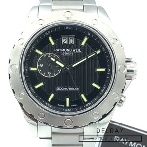 Raymond Weil Sport Two Time Zone *UNWORN* *PRICE DROP*