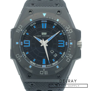 Linde Werdelin Hard Black III Big Date *LIMITED EDITION*