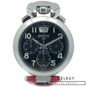 Bovet Sportster Chronograph *PRICE DROP*