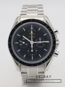 "Omega Speedmaster Moonwatch Limited Edition 50th Anniversary ""Patch"""