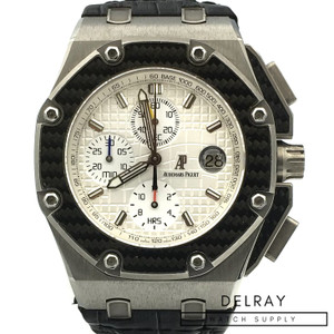 "Audemars Piguet Royal Oak Offshore ""Juan Pablo Montoya"""
