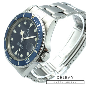 Tudor Submariner 75090 Blue