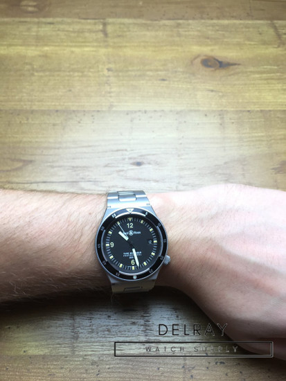 Bell and Ross Type Demineur