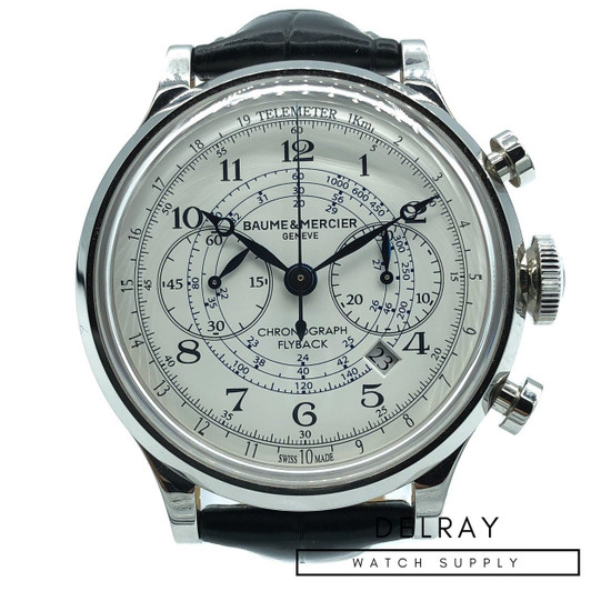 Baume and Mercier Capeland Flyback Chronograph