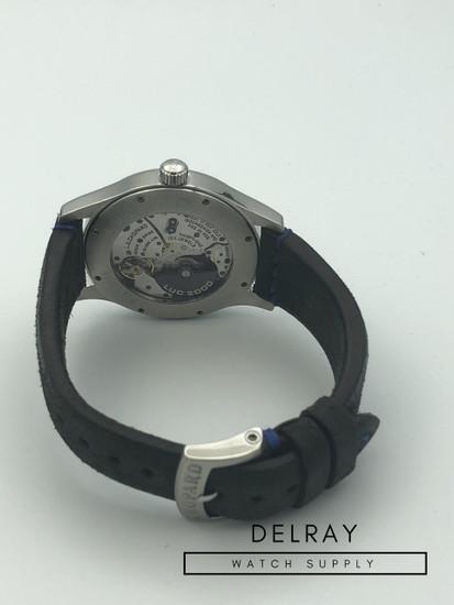 Chopard L.U.C. Sport 2000 Blue Dial Micro Rotor