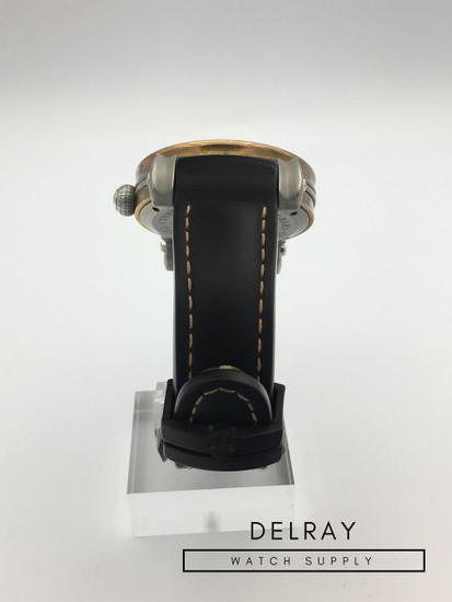 Cuervo Y Sobrinos Pirata Bronze Case Limited Edition