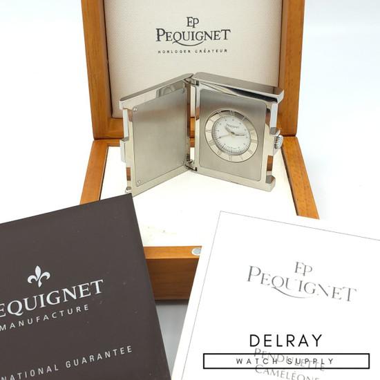 Pequignet Pendulette Cemeleone Travel Clock