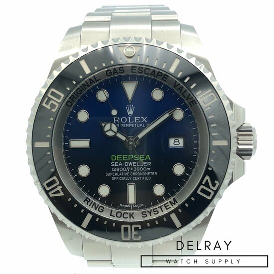 "Rolex Deepsea 116660 ""James Cameron"""
