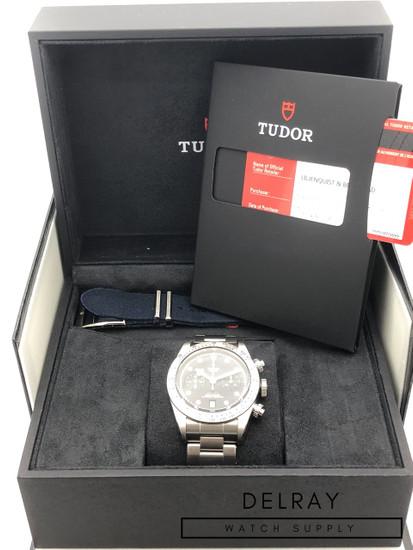 Tudor Heritage Black Bay Chronograph