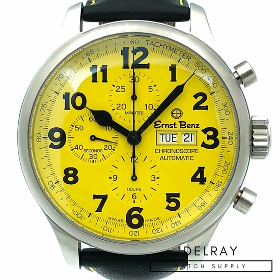 Ernst Benz Chronoscope Chronograph 2