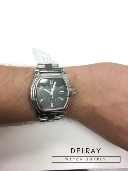 """Cartier Roadster """"Roulette Dial"""""""