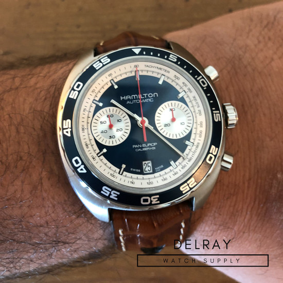 Hamilton Pan Europ 1971 Chronograph *Limited Edition