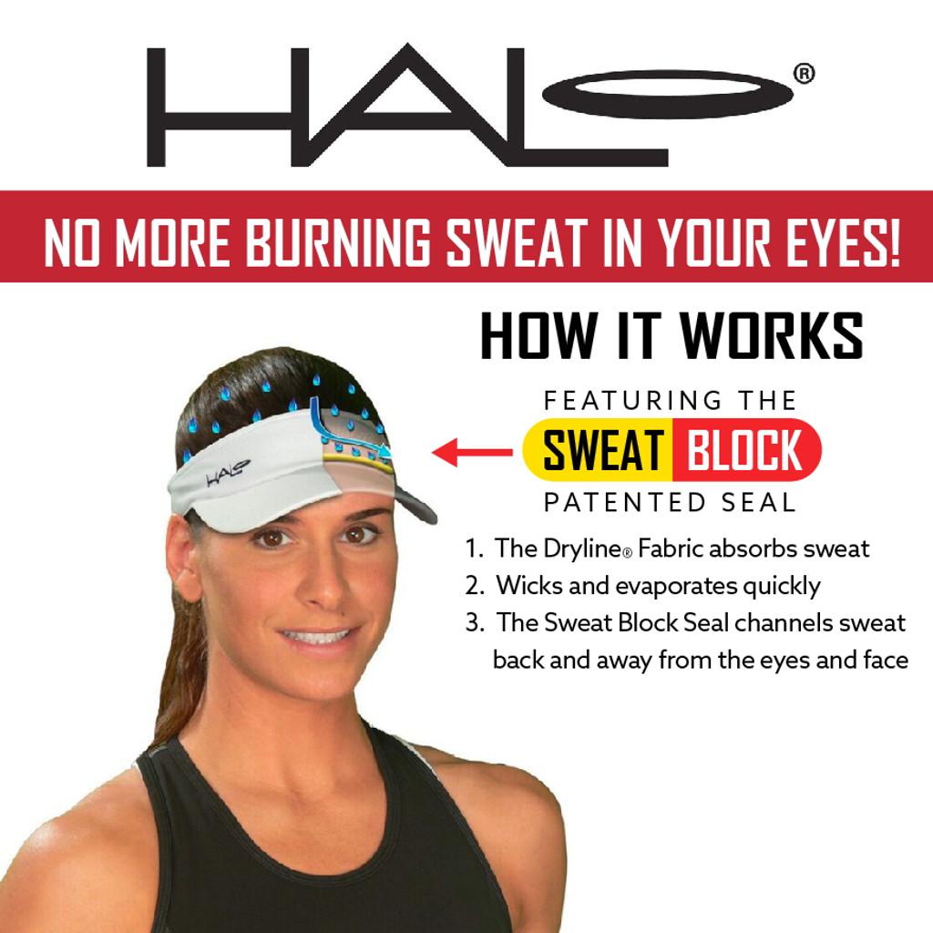 Halo Sports Hat
