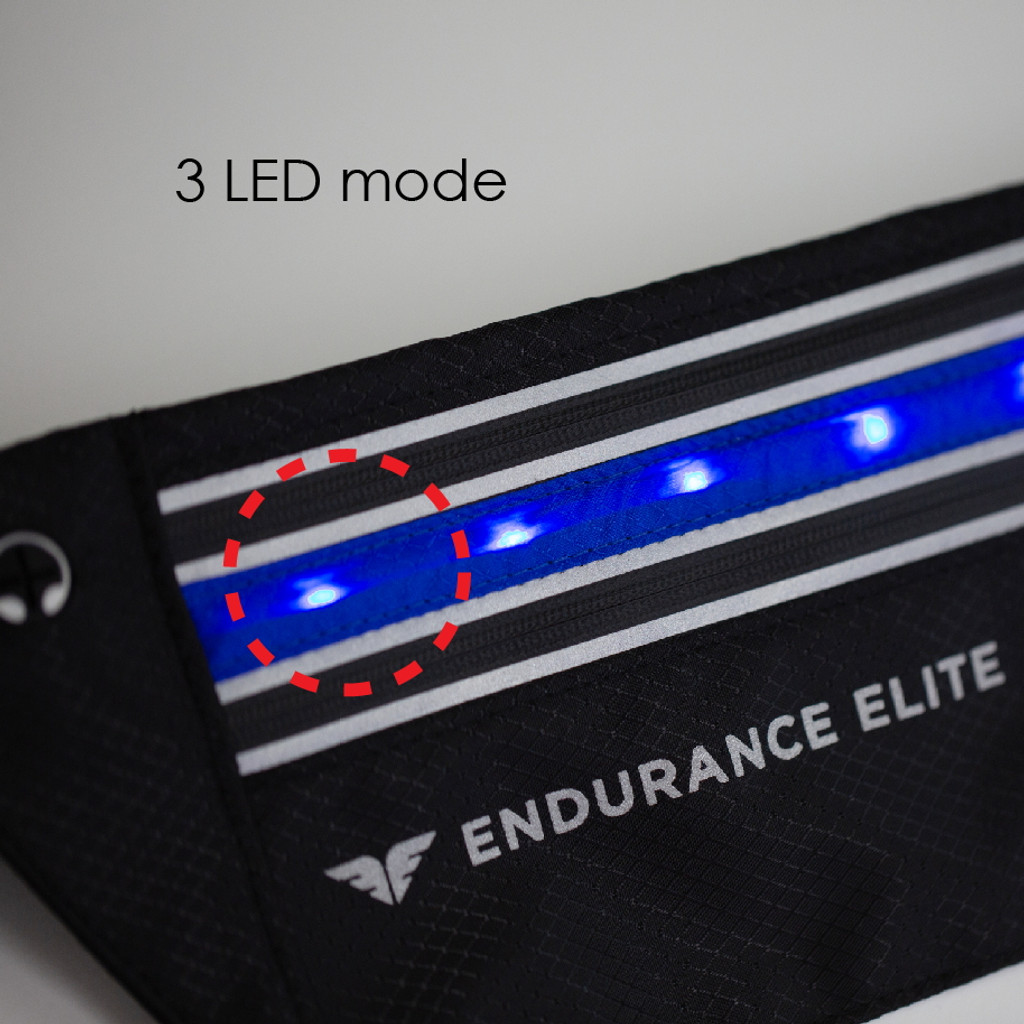 Ultra-Light Running Belt w/ LED