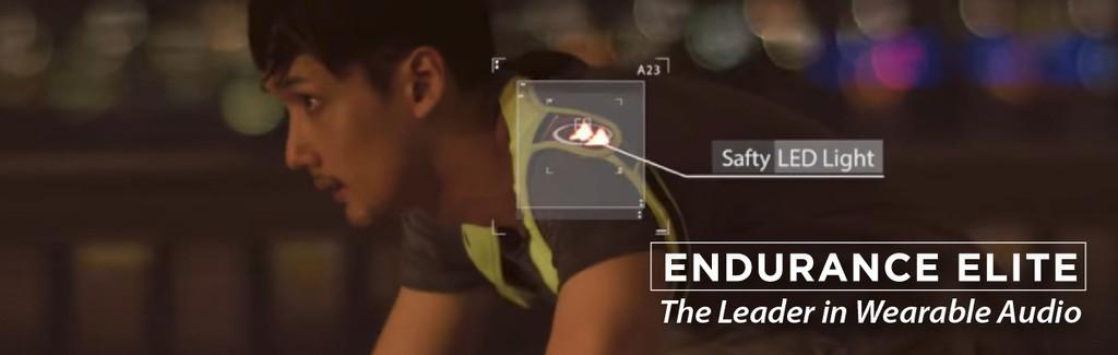 EE Hawk - The Wearable Audio / Cycling