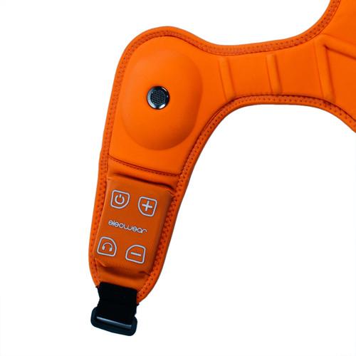 orange Hawk - wearable audio