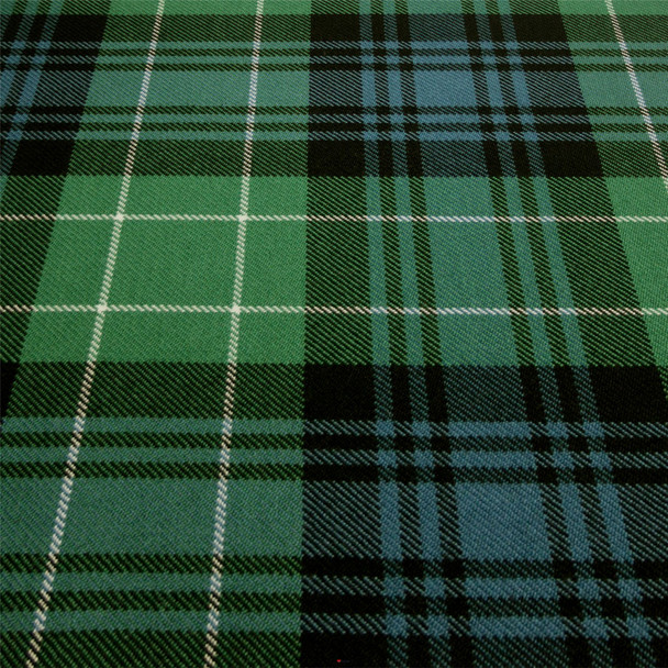 Heavy Weight 16oz Fabric Material Abercrombie Ancient Tartan 1 Metre
