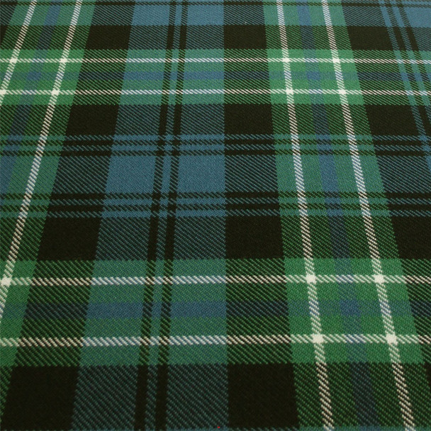 Heavy Weight 16oz Fabric Material Arbuthnot Ancient Ancient Tartan 1 Metre