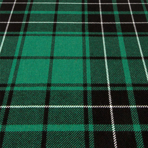 Heavy Weight 16oz Fabric Material MacLean Hunting Ancient Tartan 1 Metre