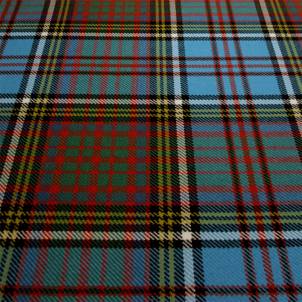 Heavy Weight 16oz Fabric Material Anderson Ancient Tartan 1 Metre
