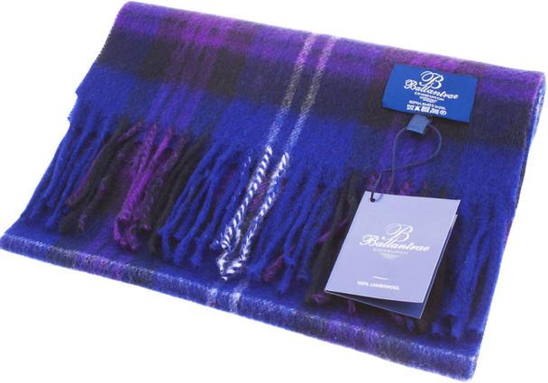 100% Lambswool Scarf Heritage of Scotland Scottish Gift Winter Scotland