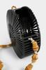 Beachwood Handbag Mini - Black