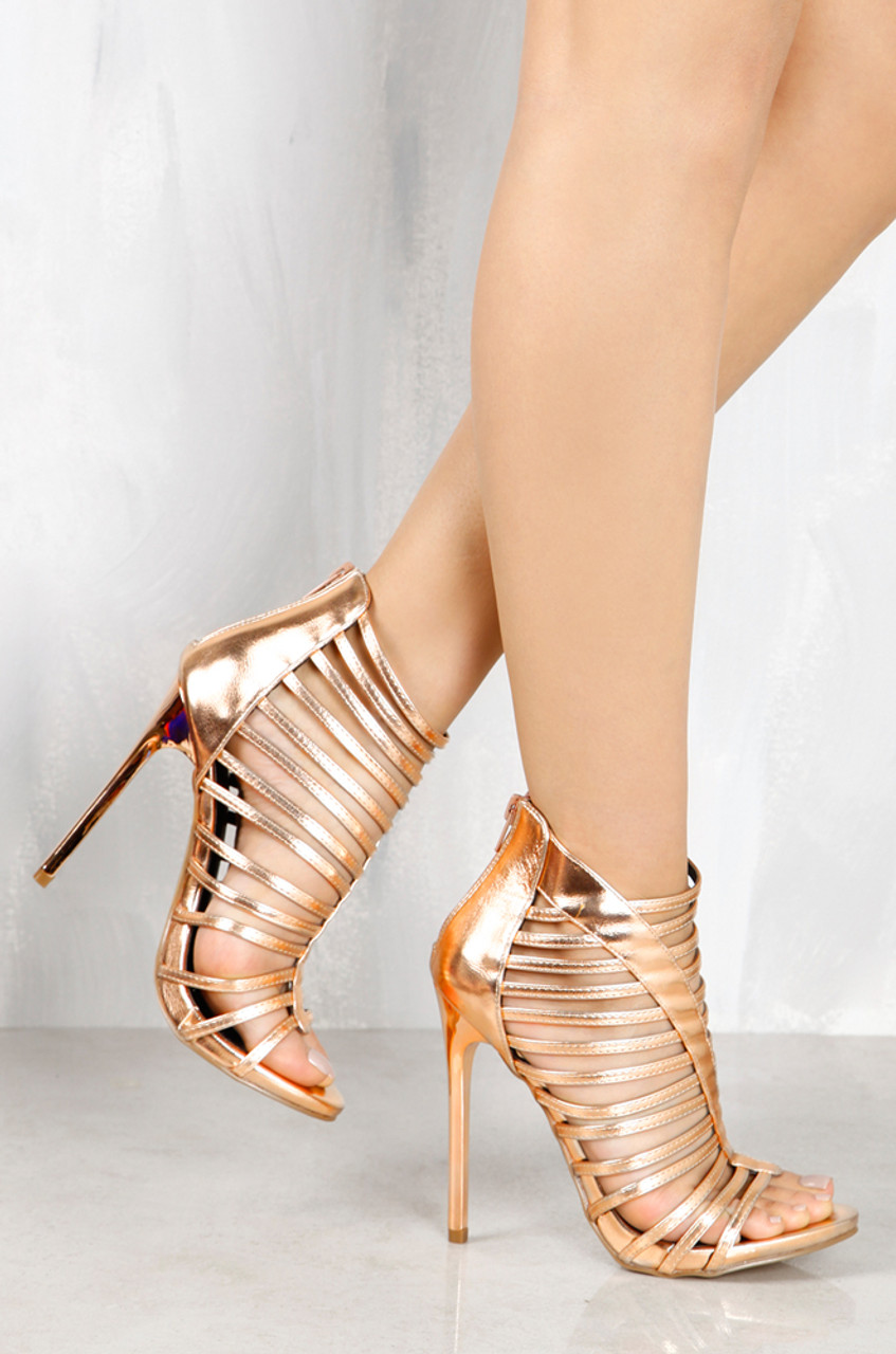 latest for sale Flirty Dancing - Rose Gold top quality high quality footaction cheap price cheap the cheapest 3Wk5uy