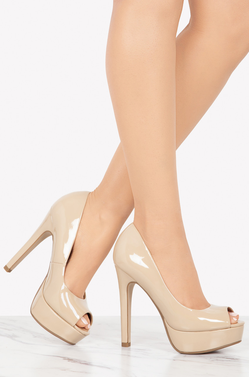 Too Proud - Nude Patent discount visit cheap fashion Style amazing price footlocker finishline sale online PcIZWw