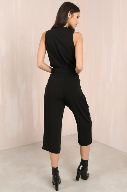 The Bizz Culottes - Black
