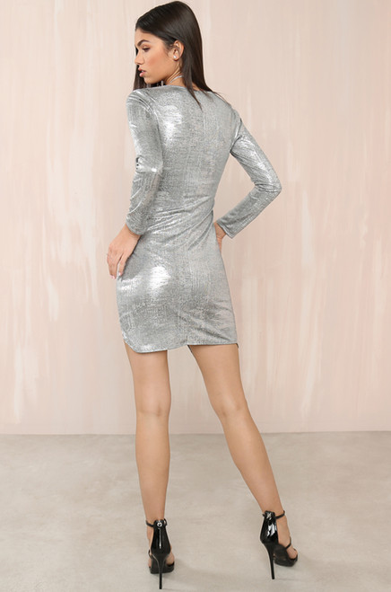 This Is My Night Dress - Silver