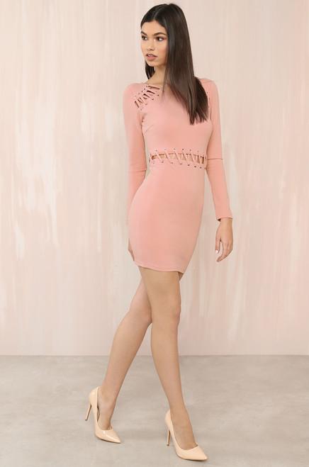 V.I.Pretty Dress - Rose