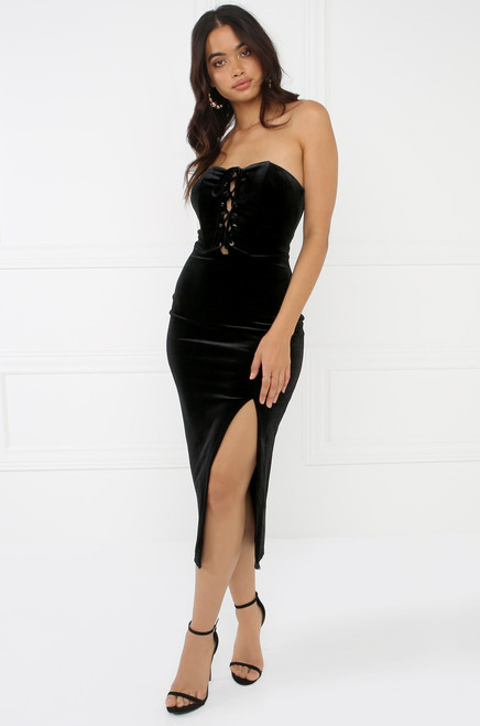 Dress Code - Black Velvet
