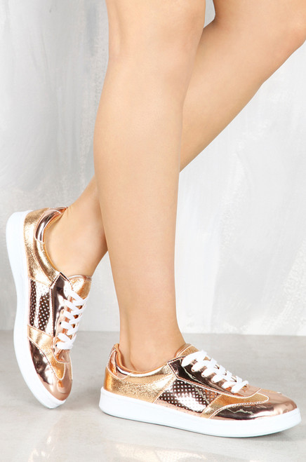 Chic Moves - Rose Gold