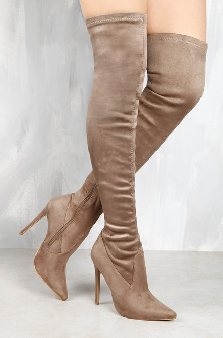 Work All Angles - Taupe