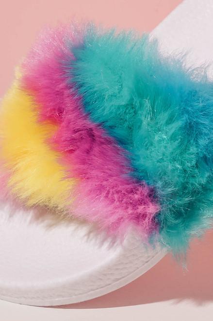 Fur Fun - Rainbow