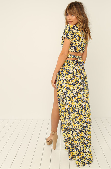 Fresher Than You Skirt - Floral