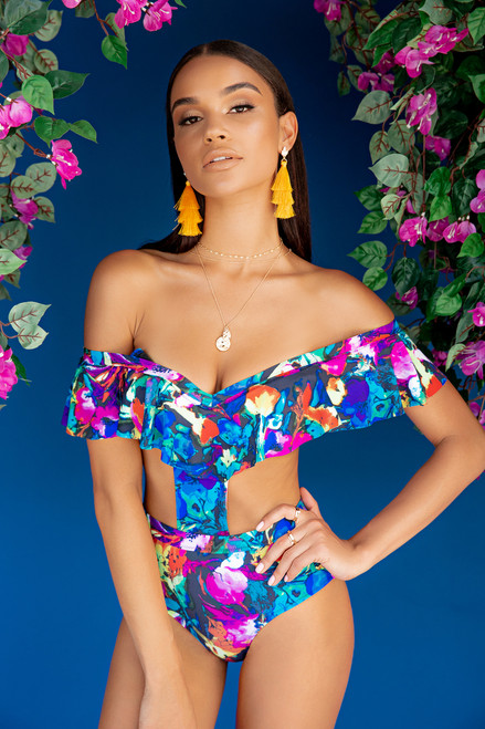 Bahamas Swimsuit - Multi