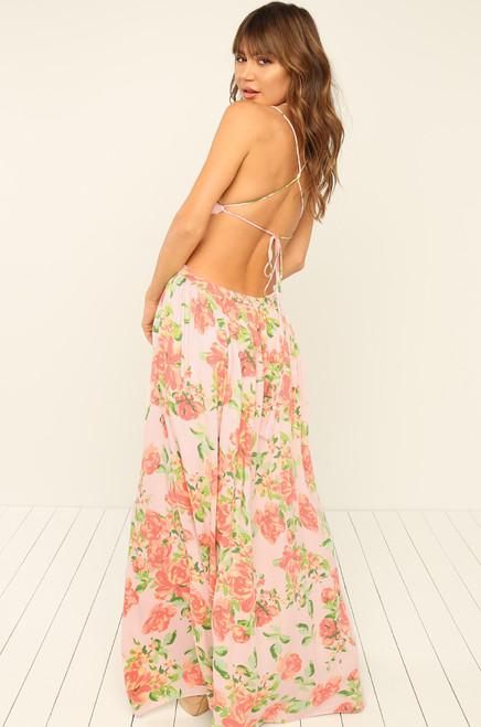 Botanical Dream Dress - Floral