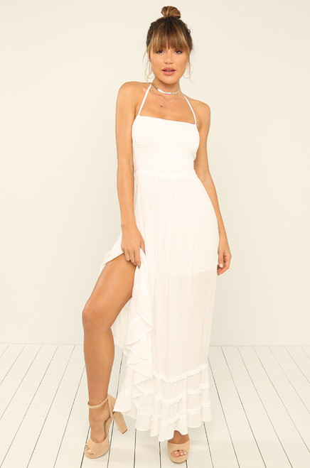 Day Dreaming Dress - White
