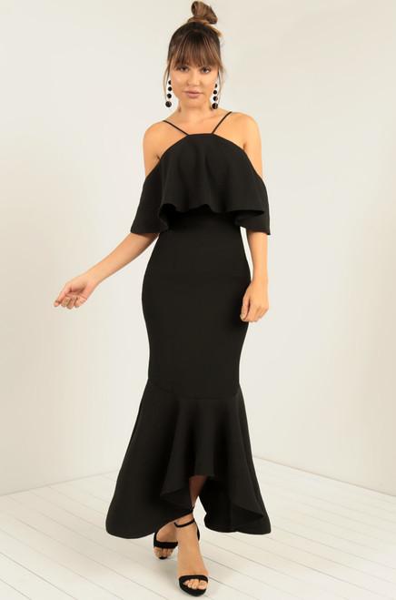 Total Tease Dress - Black
