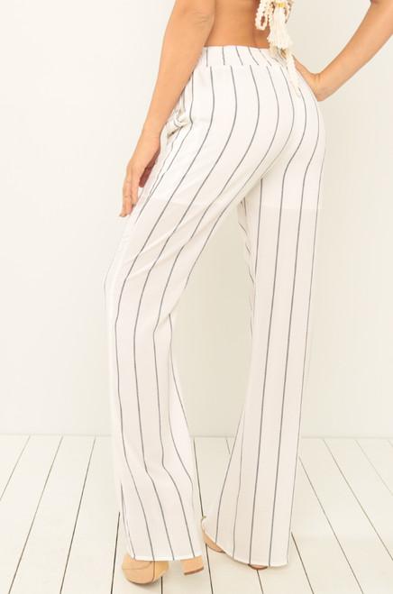 Coast To Coast Trousers - White