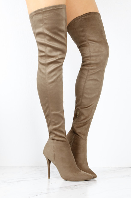 Needed This - Taupe